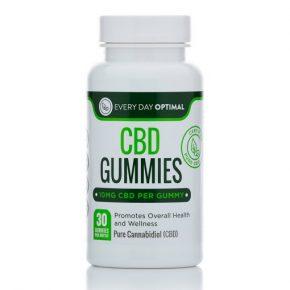 Organic Gummies   30x10mg   Every Day Optimal