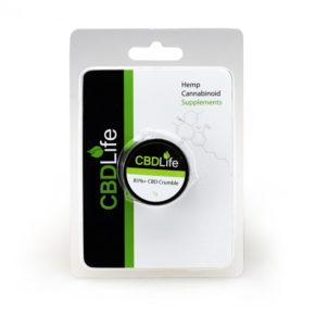 CBD Wax/Crumble 0.5g – 85% – CBD Life UK