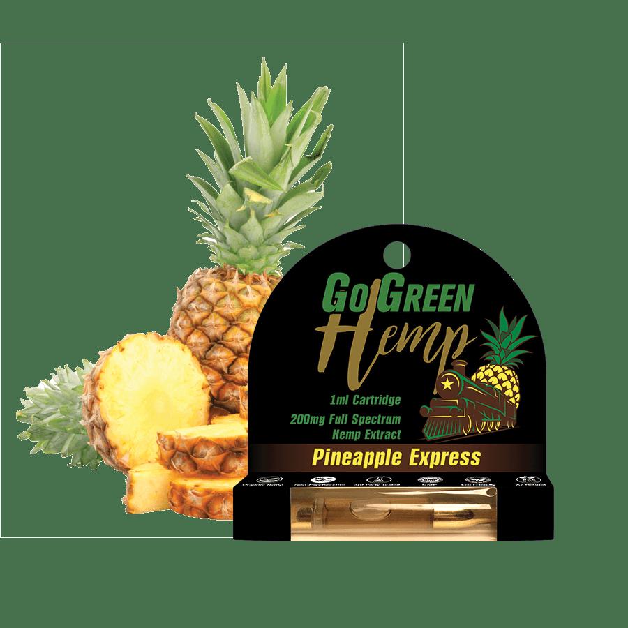 Go Green Hemp Pineapple Express
