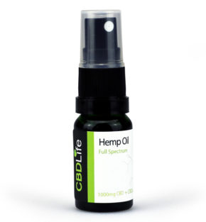 Peppermint Spray | 4% | 10ml | CBD Life UK