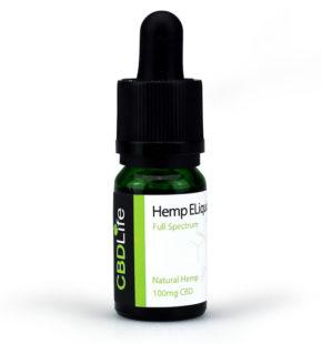 Natural Hemp   1%   10ml   CBDLife UK