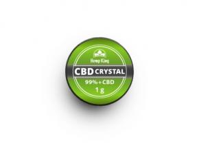 CBD Crystal 1g – 99%+ – HempKing