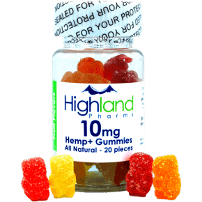 Natural Gummies   20x10mg   Highland Pharms
