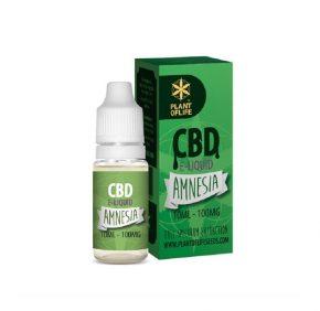 Multi-Strains, 1%, 10ml, PlantOfLife, CBD Hemp, CBD Oil, CBD E-liquid, Amnesia