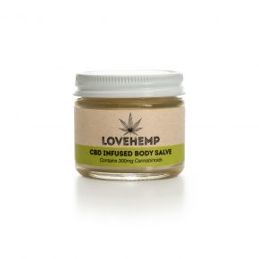 Body Salve | 0.6% | 50ml | LoveHemp