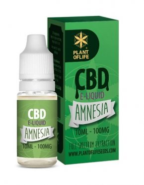 Amnesia | 1% | 10ml | PlantOfLife