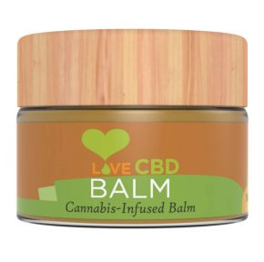 Organic CBD Balm | 1% | 10ml | LoveCBD