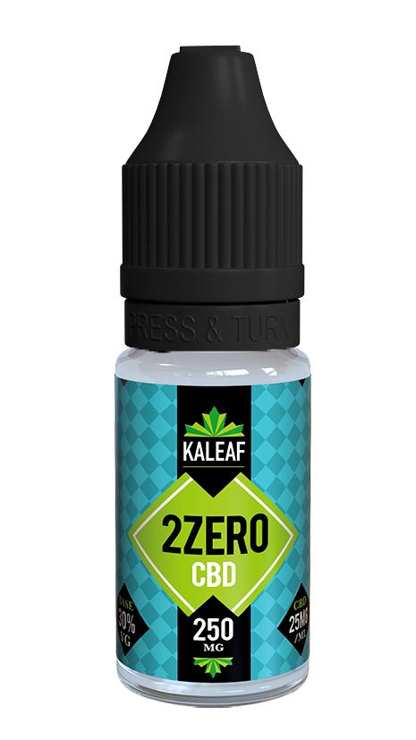 2Zero   2.5% CBD   Kaleaf