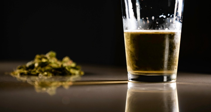 Image result for CBD and alcohol
