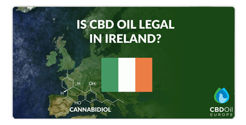 ¿El CBD es legal en Irlanda?