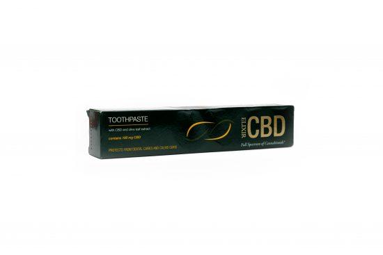 CBD Tooth Paste
