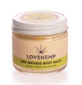 CBD Body Salve | LoveHemp