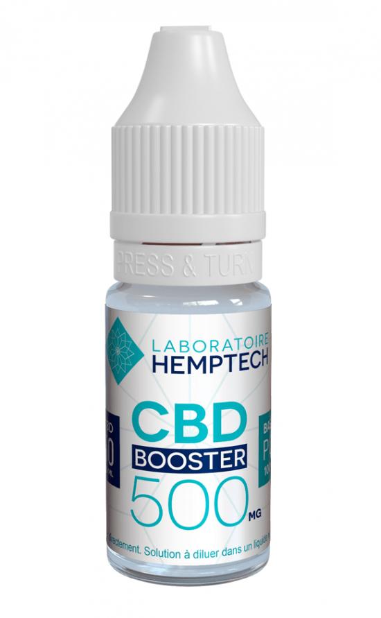 CBD Booster 100%PG | 5% CBD | Hemptech