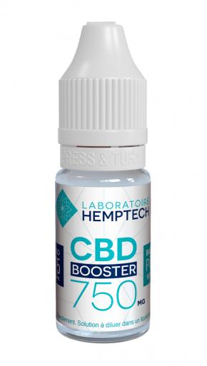 CBD Booster | 100% PG | 7.5% CBD | Hemptech
