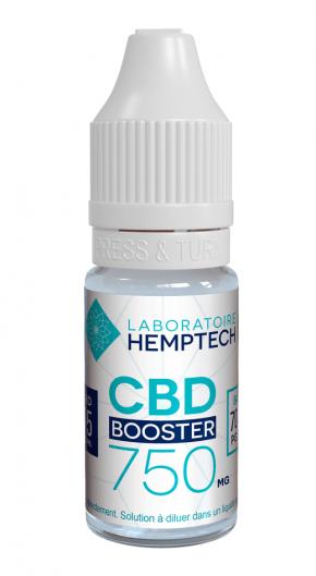 CBD Booster | 70/30 PG/VG | 7.5% CBD | Hemptech